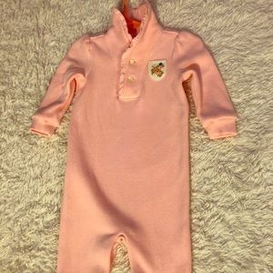 Infant Ralph Lauren one piece suit